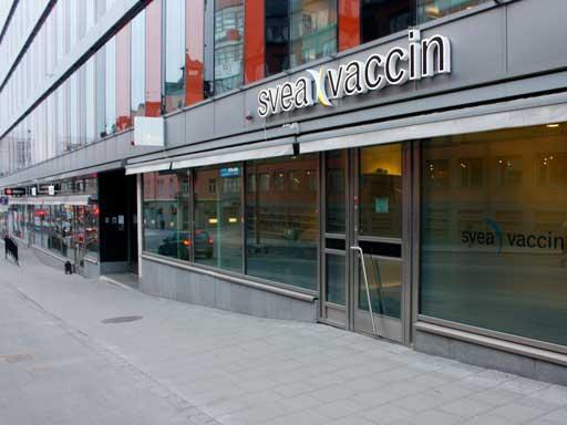 vaccination liljeholmens vårdcentral